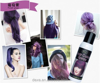 Best Quality Hair Dye Washable Hair Color Spray Chinese Factory ...