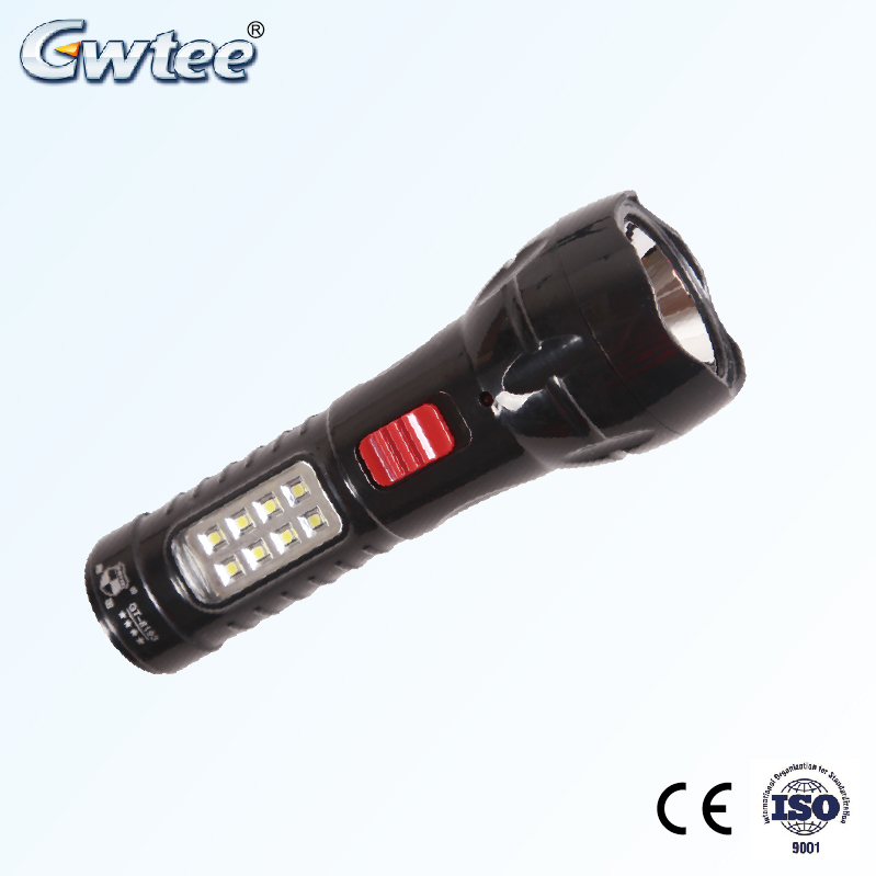 Factory direct cheap price top quality torch light high power led rechargeable flashlight