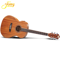 41Inch Sandal Wood Acoustic Guitar Box Guitar