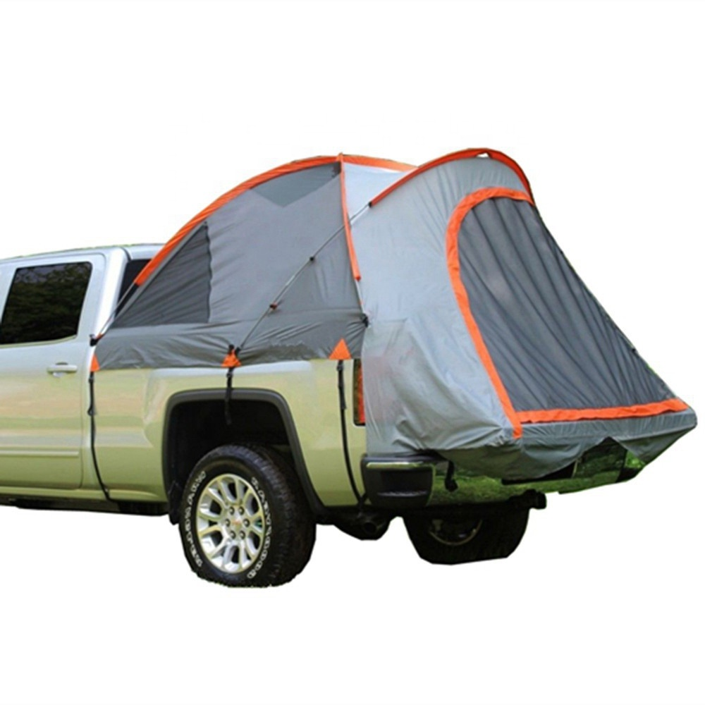 Pickup Truck bed tent Full-Size Crate Pick up Car roof top tents for Outdoor Camping