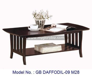 Elegant Antique Wooden Coffee Table Furniture Wooden Antique Design