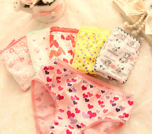 for girls underwear child briefs panties baby  kids pants wholesale high quality short panties children princesses 6pcs/lot