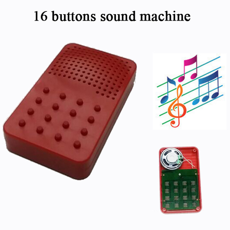 Pocket Big Mouth Excuse Sound Recording Button For Get Off