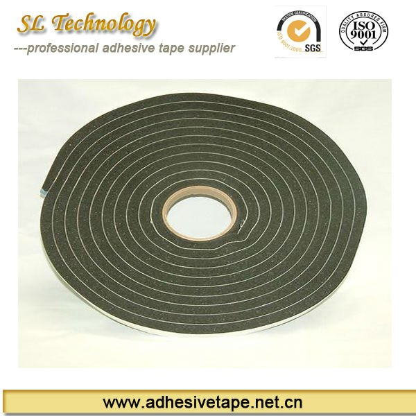 White Single sided PVC insulation foam tape