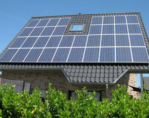 Tile Roof Solar Mounting System Photovoltaic System Support for Home Use