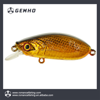 Factory Direct Supply Crank Bait Artificial Hard Body Fishing Lures