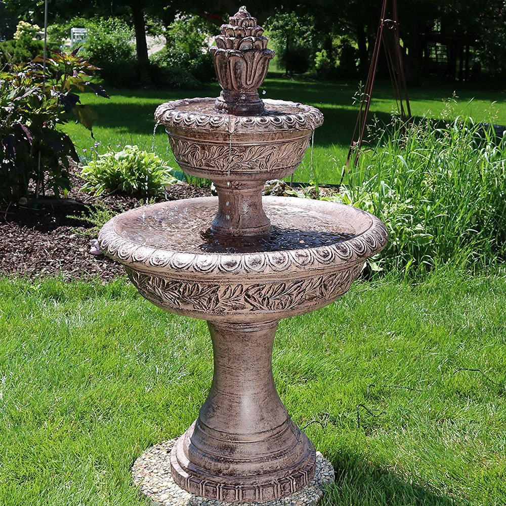 solar fountains hayneedle - 900×900
