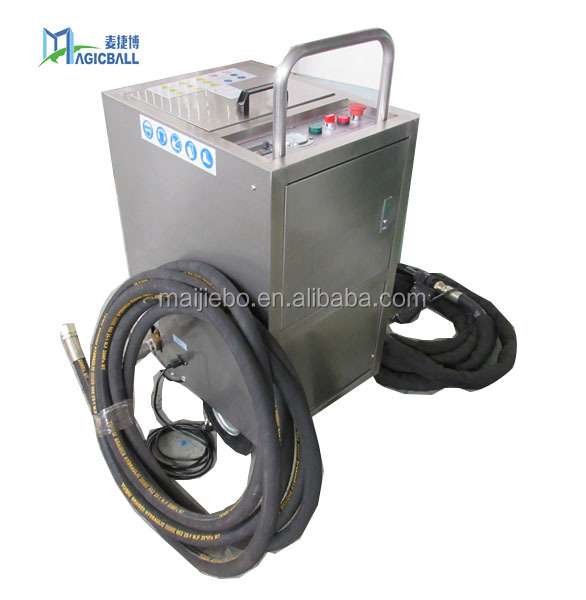 Dry Ice Blaster Cleaning Machine /Industrial Dry Ice Blasting Cleaner /Solid State Co2 Washing Machine