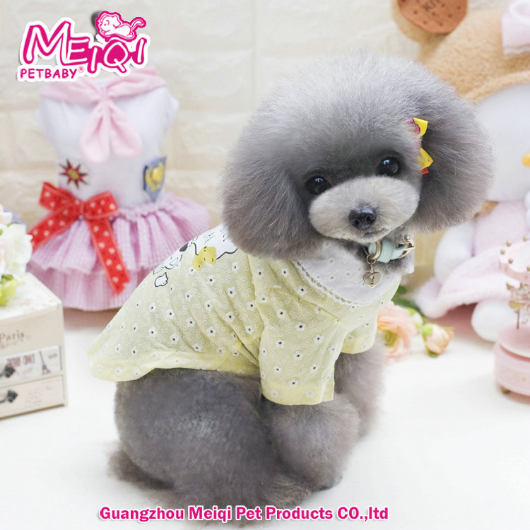 Best Summer Dog T Shirts Wholesale Pet Shirt Cool Dog Clothing Vest