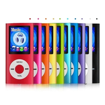 Good quality 8GB Clip Mp3 Mp4 Mp5 Player with LCD Screen, FM Radio, Games