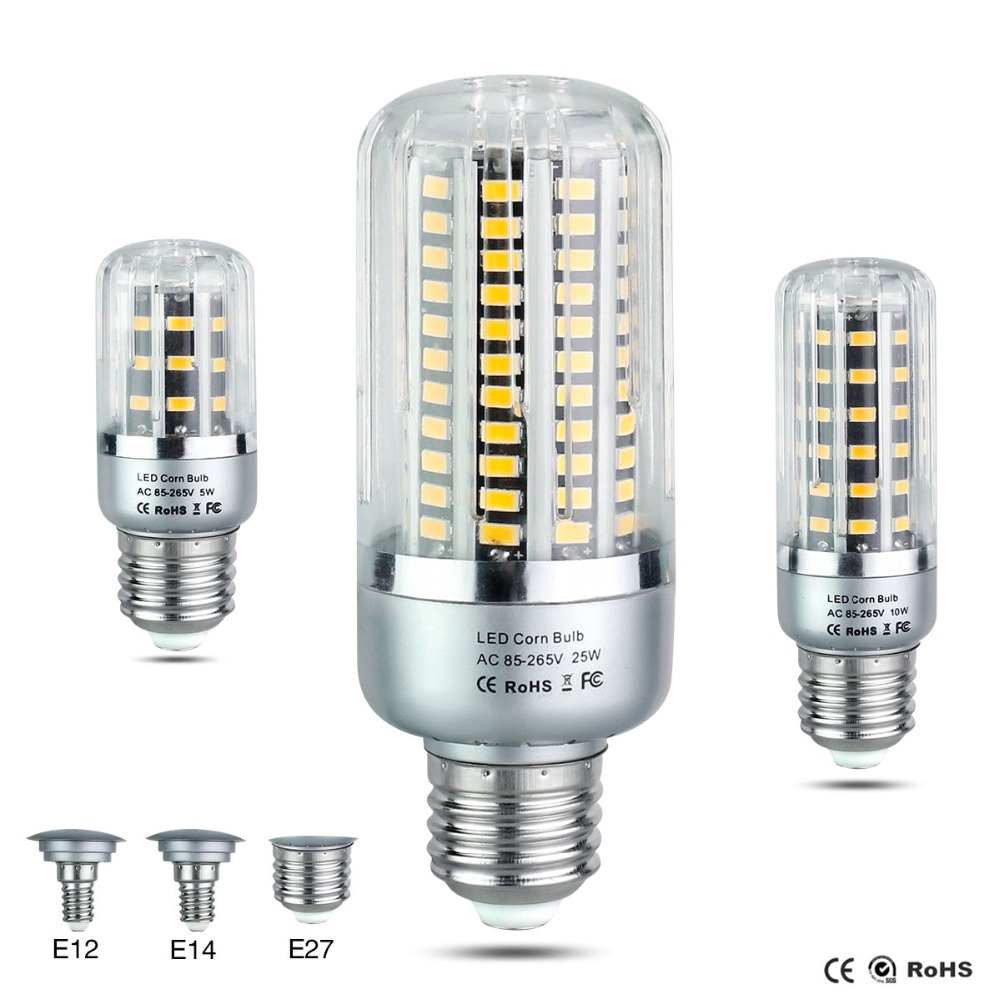 Hottest USA E26 44 smd 5050 Led corn Light Bulb e27 8w Fluorescent Bulb