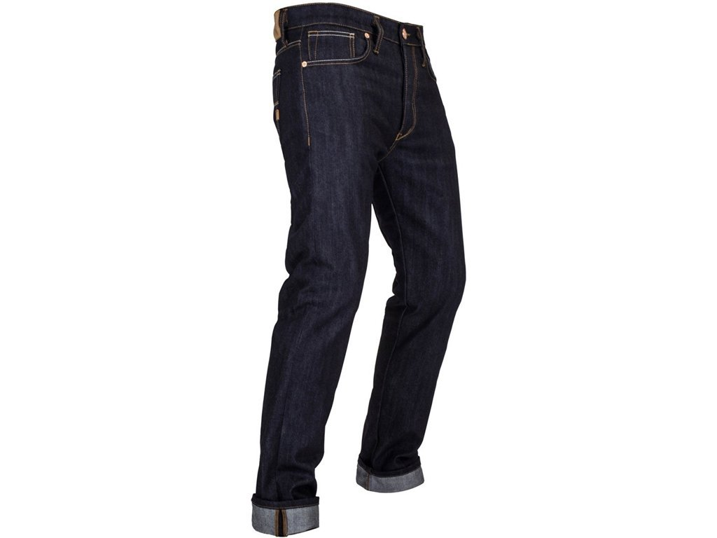 d1cdf09a83b Get Quotations · JOHN DOE Motorcycle Jeans Ironhead Mechanix, Made With  Kevlar, Raw Jeans