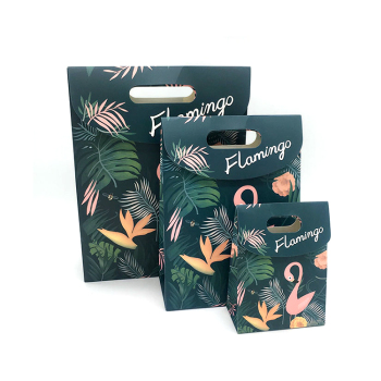Hot selling reusable printing paper bags designs