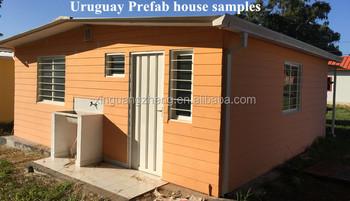 Light Steel Frame Living Homes (one Story) Hurricane Proof Modular Homes  For Sale