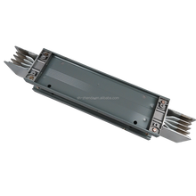 Compact Electric copper and aluminum busbar/bus d trunking System electrical sandiwich busway Trunking system XLVA series