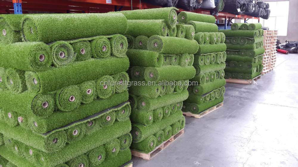Elegant DIY Artificial Grass Carpet For Patio House