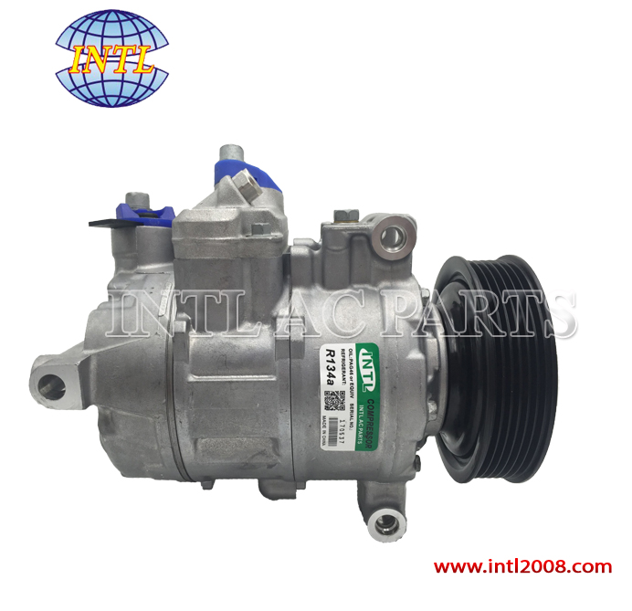 Denso 6SEU14C Compressor for Audi A5 A6, View compressor for Audi 8kd 260  805 8E0260805, INTL Product Details from International Auto Parts