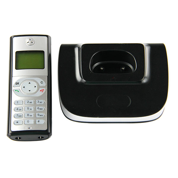 Dummy phone expandable digital portable telephone