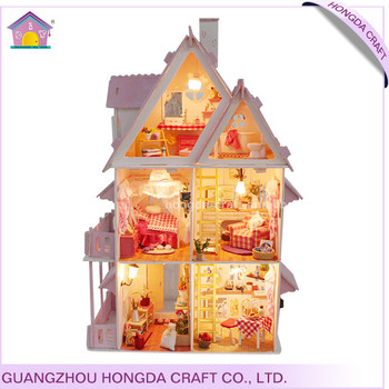 Wholesale Homemade Wood Kids Diy Craft Supplies Wooden Model Scale