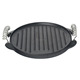 Cast Iron GAS Griddle /Round Cast Iron Japanese Charcoal BBQ Grill