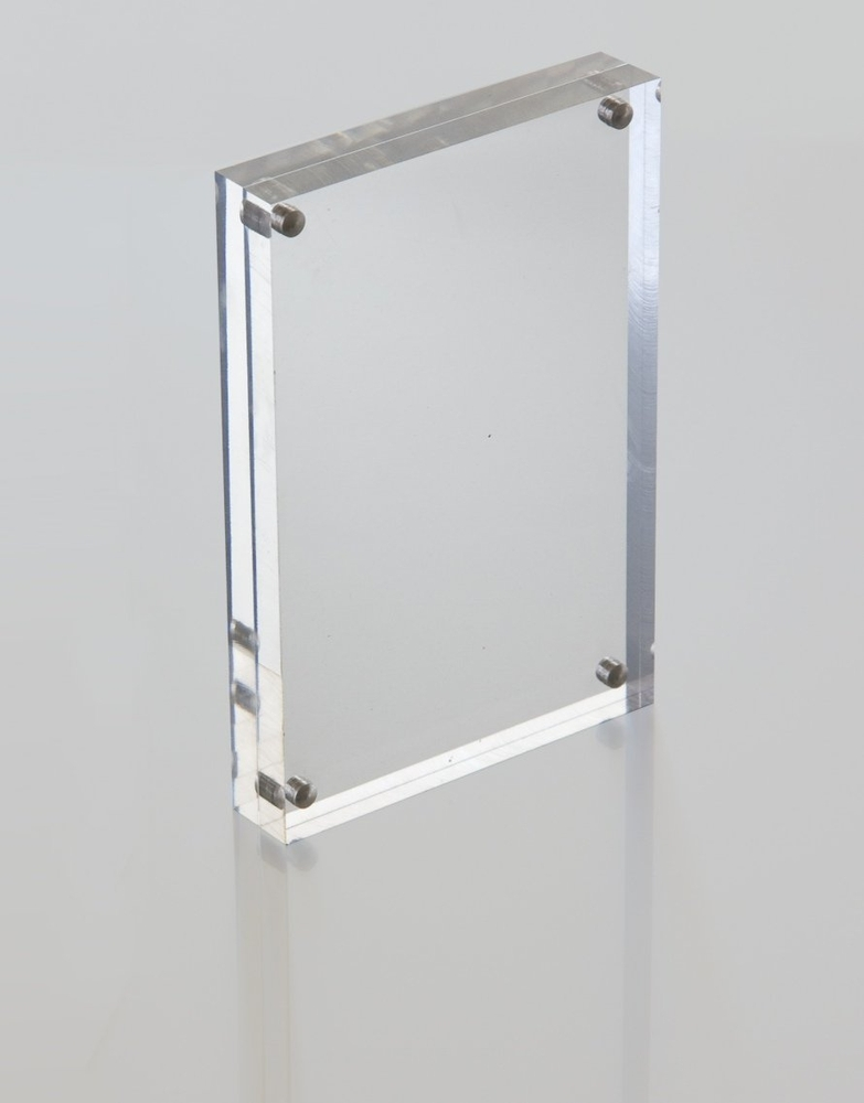 4x6 Acrylic Frameless Picture Frames, 4x6 Acrylic Frameless Picture ...