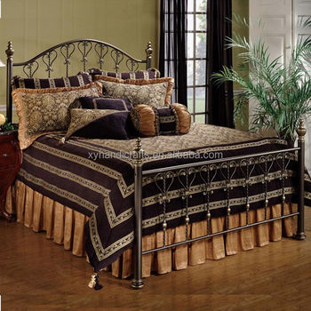 Best Sell Top Grade High Quality Iron Bund Bed View High Quality