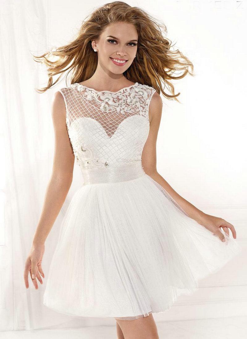78135e3cf7 Vestidos de colacion cortos – Vestidos de boda