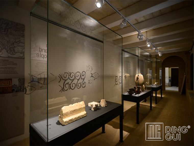 Creative Design Ideas Museum Exhibition Stands 3d Models - Buy ...