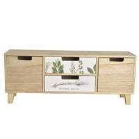 Wholesale low price high quality living room elegant solid wood home furniture drawer chest