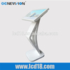 21.5 inch floor landscape Android system digital touch wide screen kiosk full hd internet advertising display