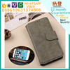 Wholesale for samsung galaxy s4 mini phone wallet case made in China