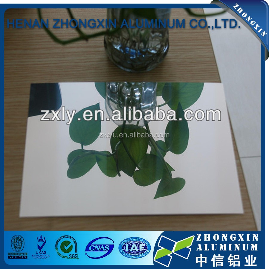 China factory alumiunm sheeting reflective with best quality