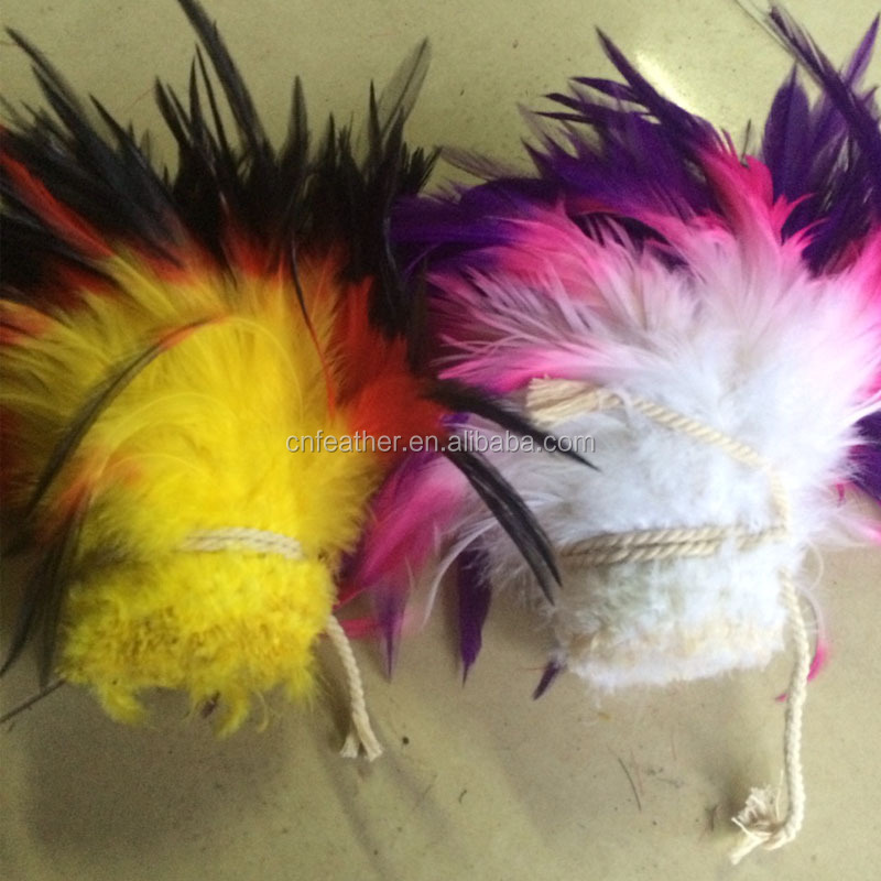 Whosale Mix Colors Rooster Feather For Hair Extensions