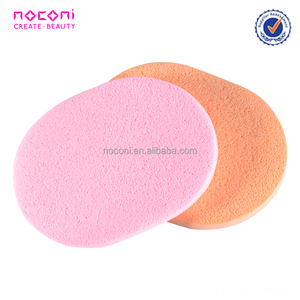 Beautiful shape PVA sponge cosmetic washing sponge