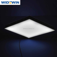 Indoor/Outdoor advertising LED ligh box/table top diplay acrylic light box
