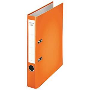 Esselte Leitz Centra 231135 Folder A4 Width 5 cm Plastic Orange