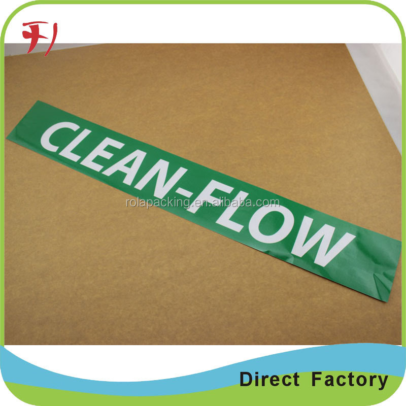 Self adhesive individual sheet labels flavour,cheap printing custom individual stickers promotional