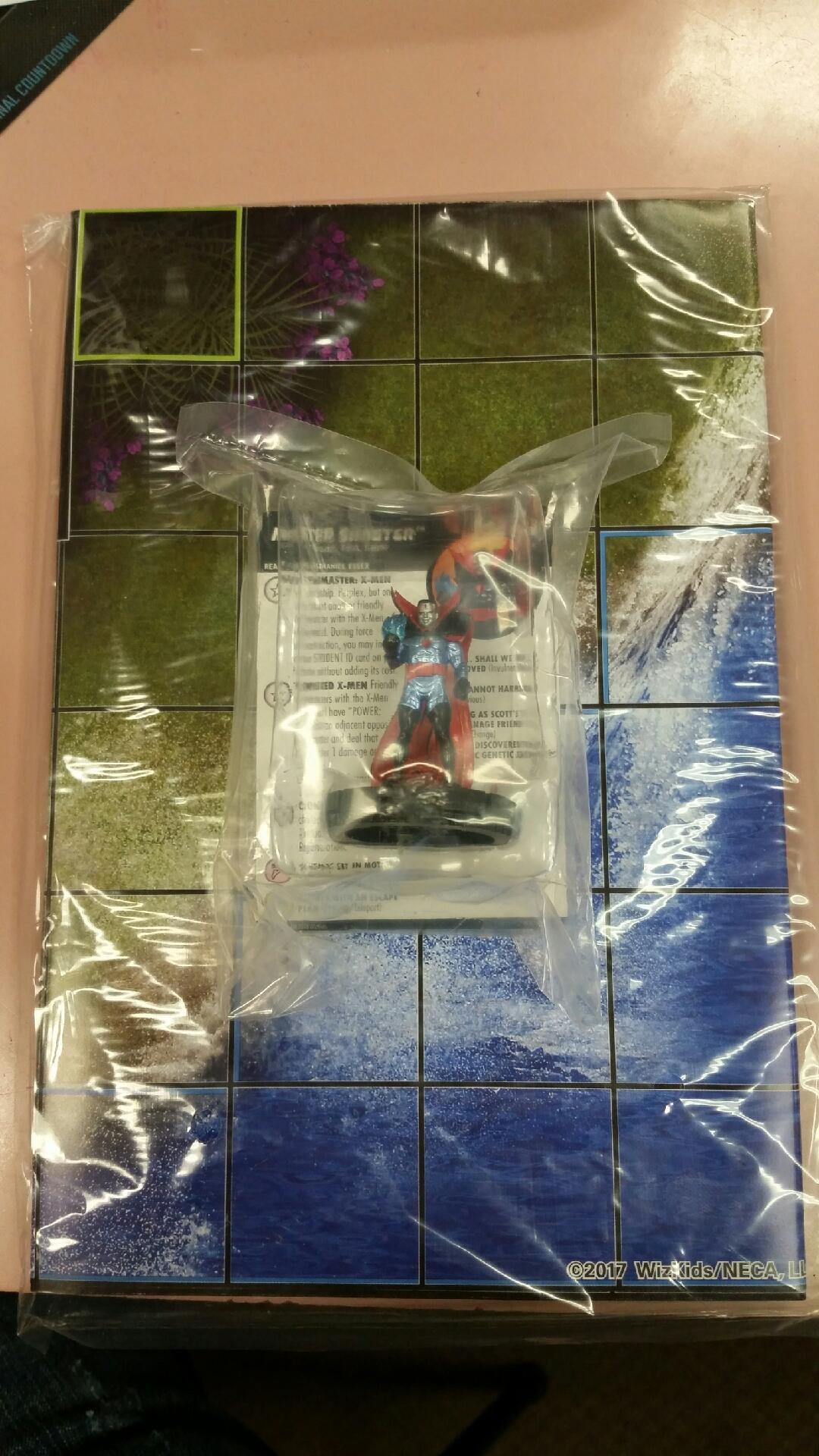 Rollenspiele & Tabletops HeroClix Deadpool #043 Black Talon