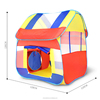 Children's playhouse kid big outdoor folding house tents