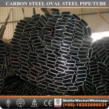 Tianjin factory 005 oval sharp structural steel tubes Special section steel pipes