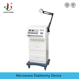 Microwave diathermy machine physiotherapy hot sale