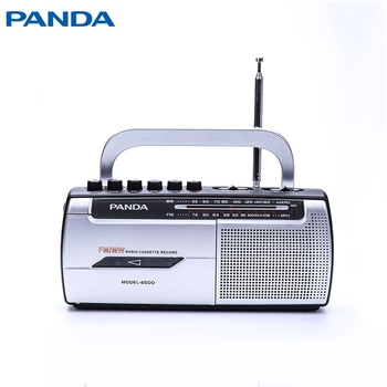 wholesale portable fm mini cd audio cassette recorder player type