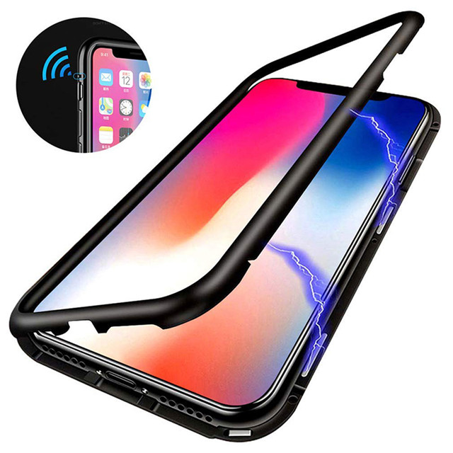 2018 Newest Cell Phone Case and <strong>Accessories</strong> For iPhone Cover,Stronger Magnetic Case Cover Shell