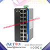 10/100M 16Port industrial Ethernet switch