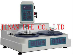 YMPZ-2 Automatic Double Wheel Metallographic Sample Grinding and Polishing Machine