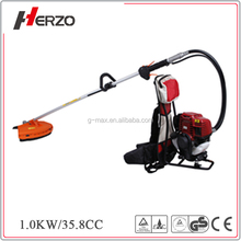G-max Garden Tools High Quality Gasoline Brush Cutter GT29206