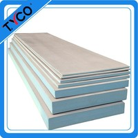Rigid Insulation Under Concrete Slab xps coated board