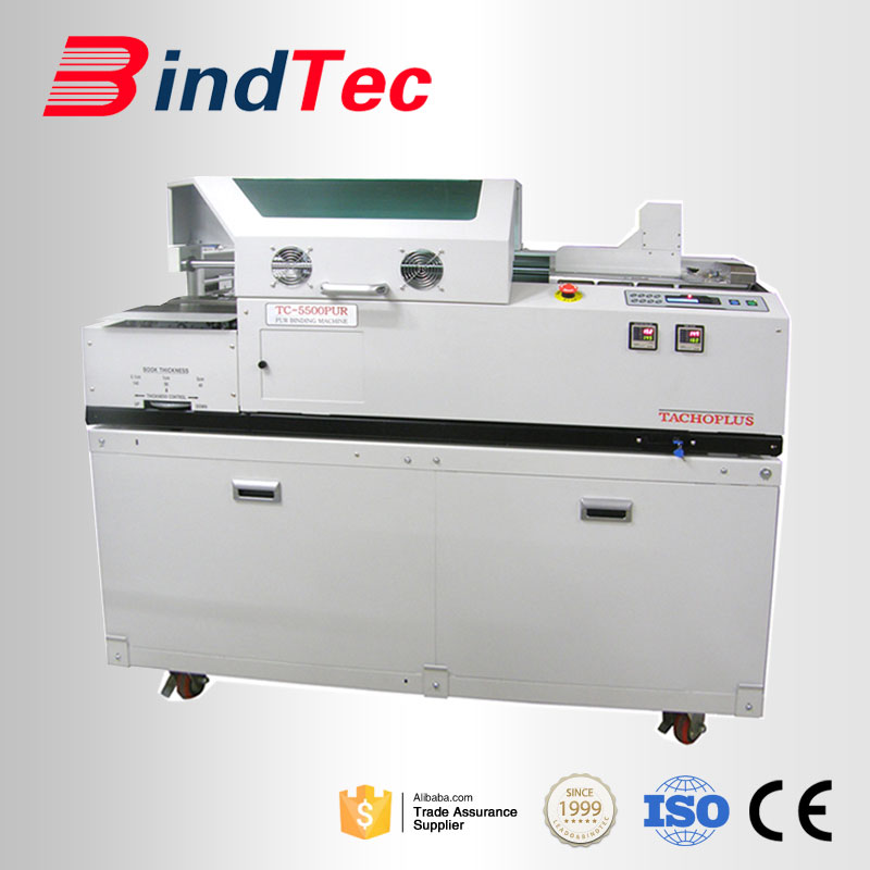 D60C-A3 Best Price for  Glue Book Binding Machine