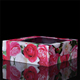OEM Service Clear PVC acetate plastic gift boxes