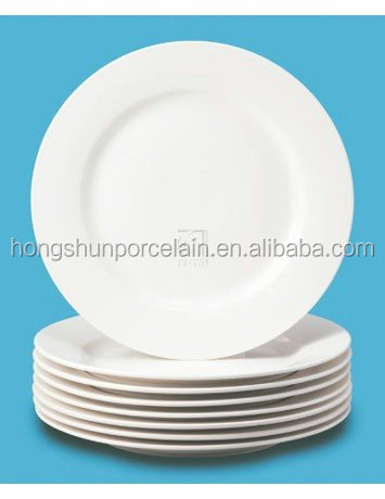 wholesale asian round dinner <strong>plates</strong> with logo , custom ceramic dinner <strong>plates</strong> with logo or design